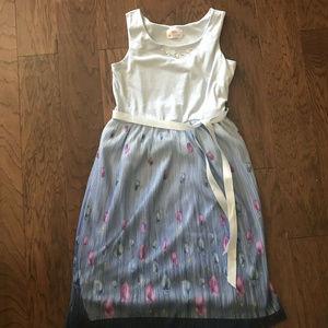 Justice Girls Tulip Spring Dress Size 16 NWOT